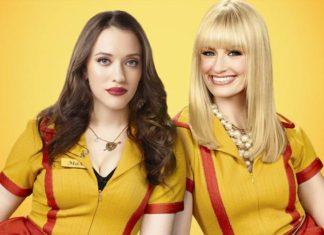 La serie tv 2 Broke Girls