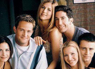 La serie tv Friends