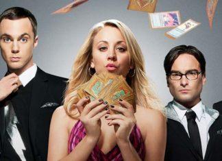 La serie tv The Big Bang Theory