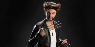 Max Damiani in Wolverine
