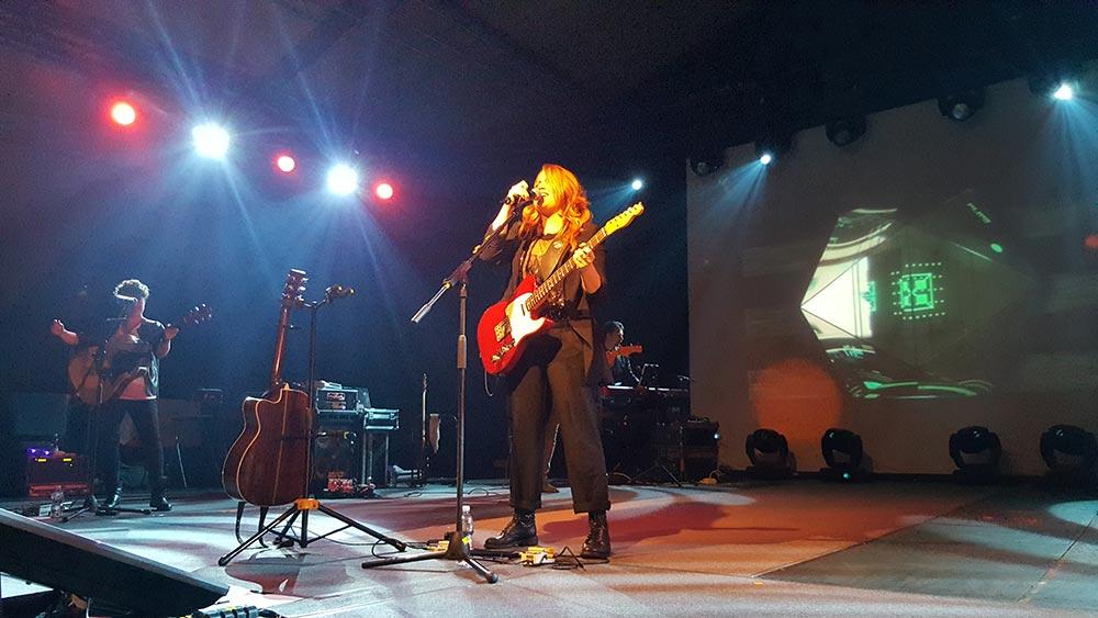 """Noemi, """"Cuore d'artista Club Tour"""" - Foto evento Napoli"""