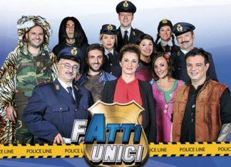 Fatti Unici Locandina Teatro Politeama