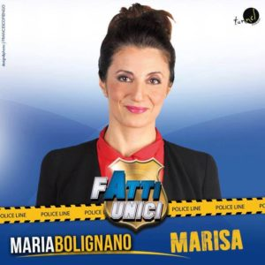 Maria Bolignano - fatti unici