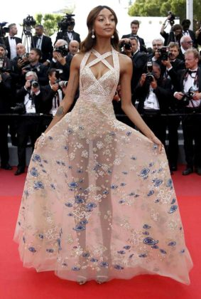 Jourdan Dunn a Cannes 2017