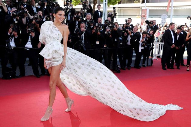 Kendall Jenner a Cannes 2017