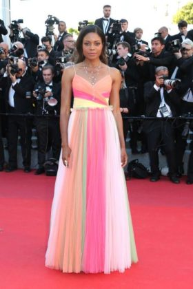 Naomi Harris a Cannes 2017