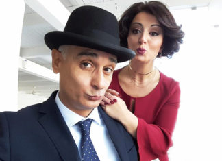 Marco Lanzuise e Feliciana Tufano