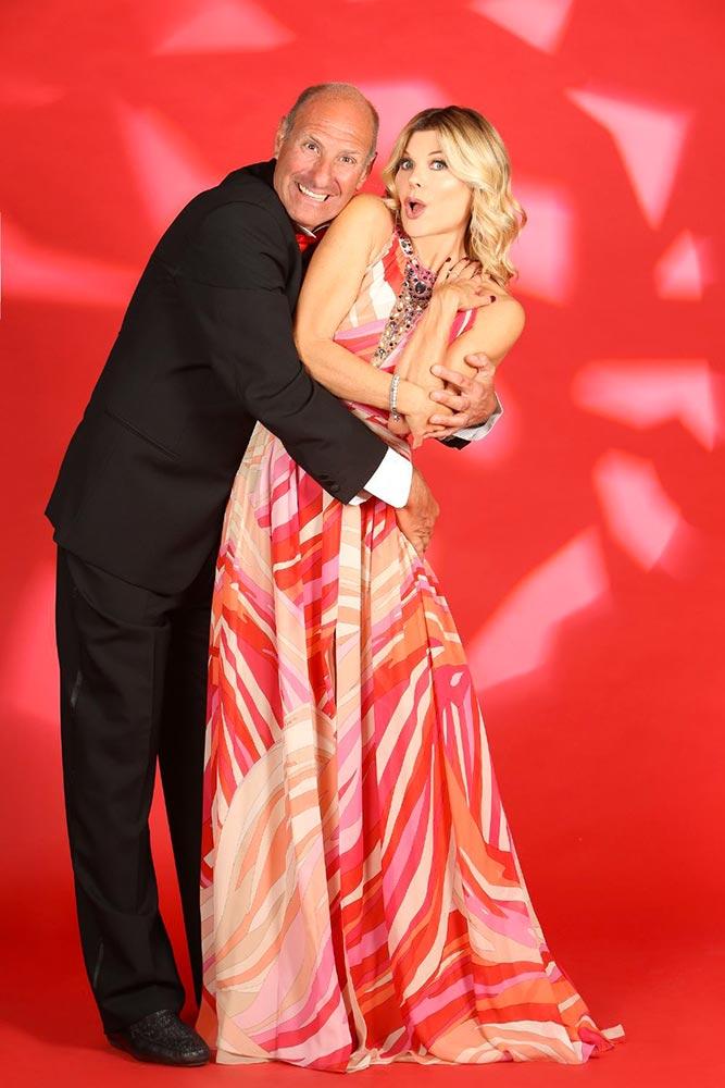 Stefano Masciarelli e Patrizia Pellegrini
