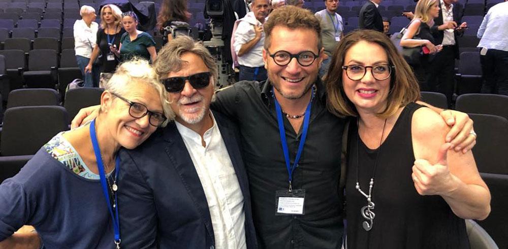 Matteo Becucci coach Tale e Quale show
