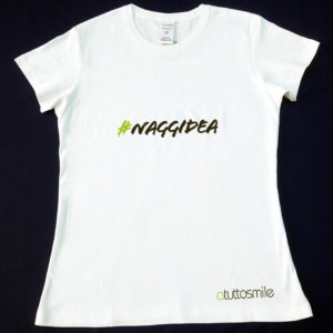 T-Shirt #naggidea mod. U001V