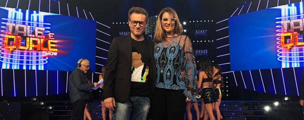 Daniela Dada Loi e Matteo Becucci