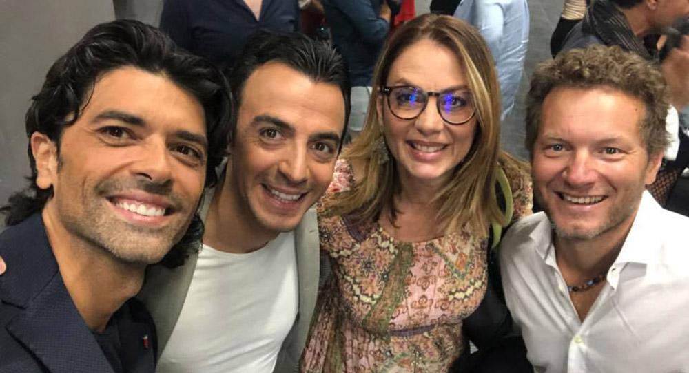 Gigi e Ross, Daniela Dada Loi e Matteo Becucci